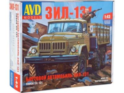 Сборные модели AVD MODELS