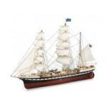 Сборные деревянные модели кораблей