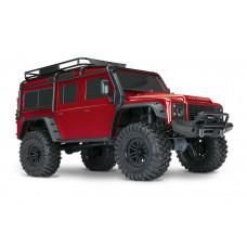 Traxxas TRX-4 Land Rover Defender радиоуправляемая автомодель