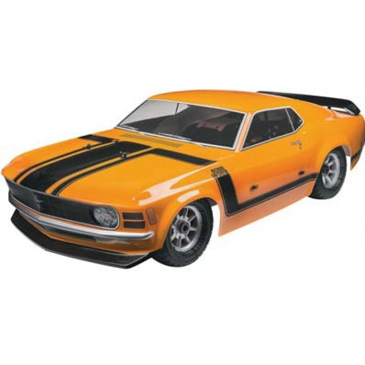 HPI BAJA 5R 1970 FORD MUSTANG BOSS 302 1/5 2WD GASOLINE CAR
