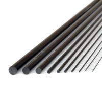 Пруток карбоновый 1,0x1000мм Артикул - GLXR1